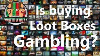 Is Buying Loot Boxes Gambling?