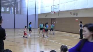 2016 2  29 小學女子 漢華 vs 港島啟基  7