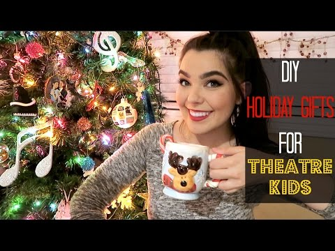 3 DIY Broadway Holiday Gift Ideas | Budget Friendly!