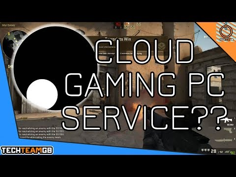 Cloud Gaming PC Service?? | Shadow.tech Review