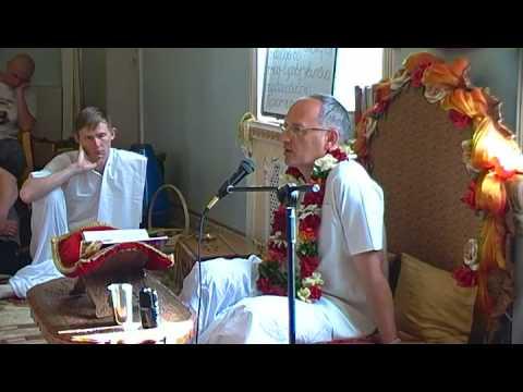 Шримад Бхагаватам 3.8.8 - Аударья Дхама прабху