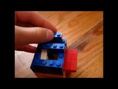 Mini Lego Candy Machine V9