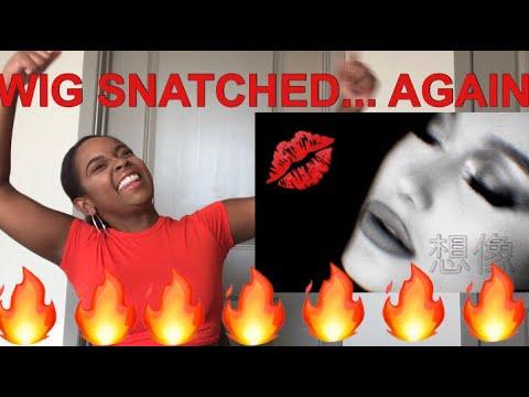 Ariana Grande - imagine Lyric Video (REACTION)