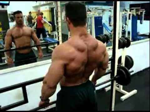 Paulo Lima - Treino de Costas - YouTube