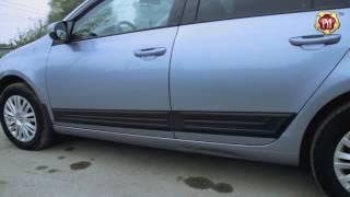 Молдинги на двери Volkswagen Golf VI 2009-2012 (russ-artel.ru)