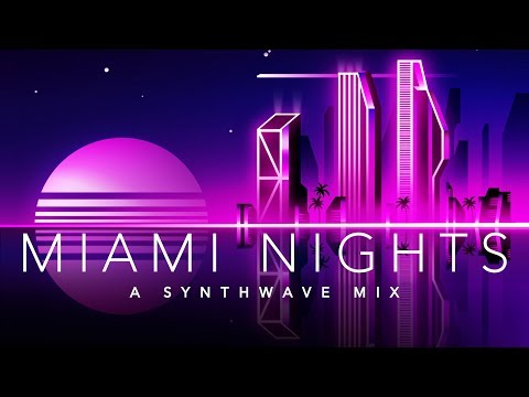 Miami Nights - A Synthwave Mix