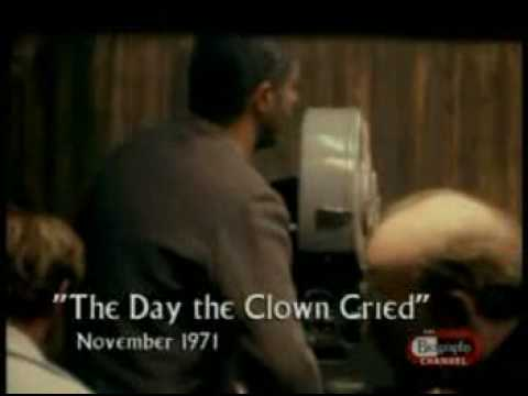 The Day the Clown Cried  - Jerry Lewis (behind the scenes)