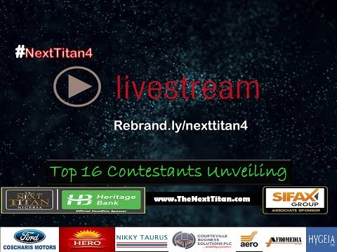 The Next Titan Season 4 Premiere - Big Thinking, Big Impact