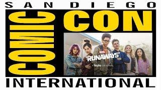 SDCC 2017: Runaways Coming Early to Hulu!