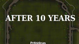 Runescape 2007 - Prifddinas has opened - OSRS 1 Year Anniversary