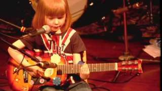 "5-year-old boy plays ""Folsom Prison Blues"" by Johnny Cash"