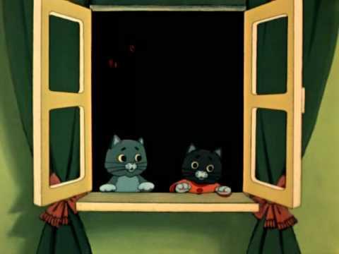 Кошкин дом смотреть мультфильм онлайн в хорошем качестве