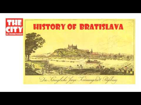 History of Bratislava, Slovakia
