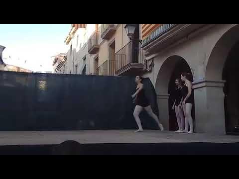 Festival Escala hi-fi FM- Escola de dansa L'estil - Mi gente