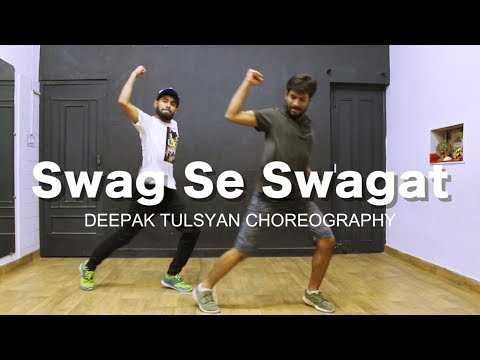 Swag Se Swagat Song | Bollywood Dance...