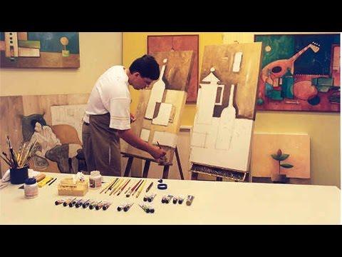 Curso de Pintura de YouTube · Duração:  25 minutos 34 segundos