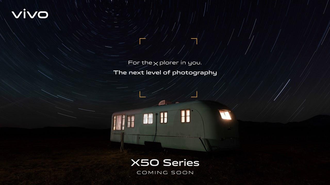 #vivoX50Series | Superb Night Camera | Coming Soon