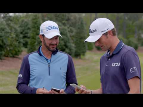 Webb Simpson, On the Green: Fitness
