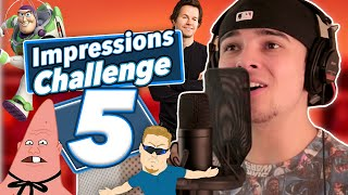 IMPRESSIONS CHALLENGE 5 | Mikey Bolts
