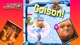 clash royale   goison too strong
