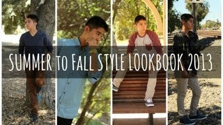 Summer to Fall Transition Outfits 2013 for Men  | LOOKBOOK | BREEZYTRENDZ