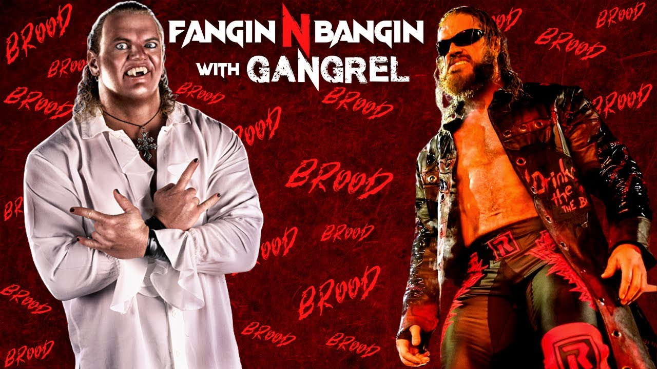 Gangrel Reveales He Was Supposed To Appear On AEW Dynamite With Brood Entrance