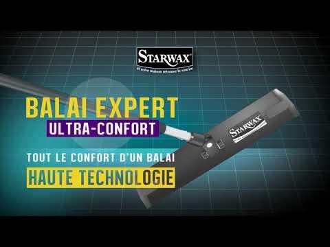 Vidéo STARWAX BALAI EXPERT