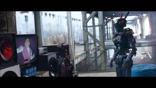 Chappie -- Official Trailer #2 2015 -- Regal Cinemas [HD]