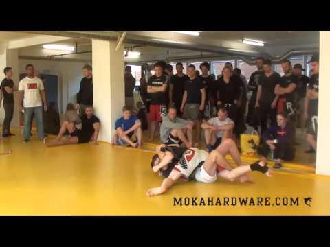 DGL 2 Runden 2015 Jimmy Hansen mikenta vs linus boesen Renegade MMA