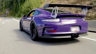 2016 Porsche 911 GT3 RS | Driving into the Unknown