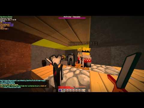 Minecraft mc-hg.com Hulk Endermage Trap