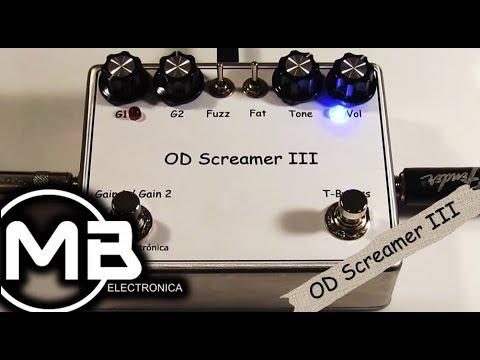 OD Screamer III