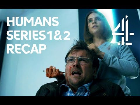 Humans Series 1 & 2 Recap | The Story So Far