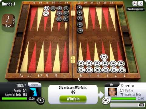 backgammon online spielen