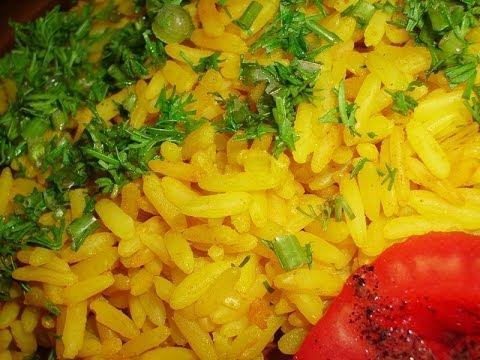Как варить рис. Рассыпчатый вкусный сколько варить