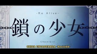(Noboru feat. Hatsune Miku) Chain Girl -Re Alive- (Sub Español)