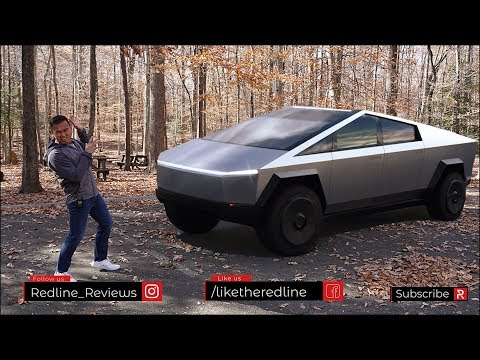 Tesla's Cybertruck is Here and it Looks Hideous for This Reason!