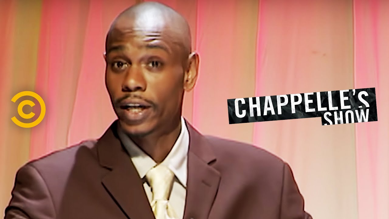 Chappelle S Show I Know Black People Pt 1 Youtube