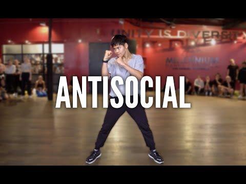 ED SHEERAN & TRAVIS SCOTT - Antisocial | Kyle Hanagami Choreography