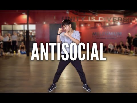 Download Lagu  ED SHEERAN & TRAVIS SCOTT - Antisocial | Kyle Hanagami Choreography Mp3 Free
