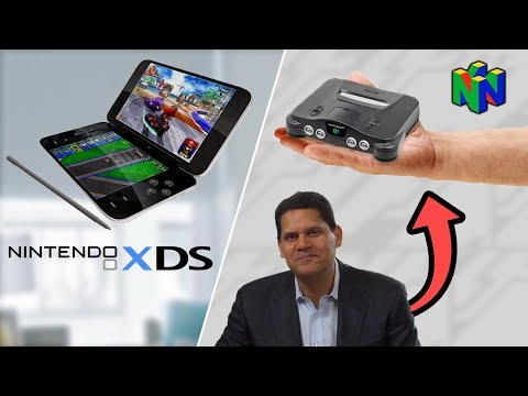 New Nintendo Handheld System & Did Reggie Confirm an N64 Classic?