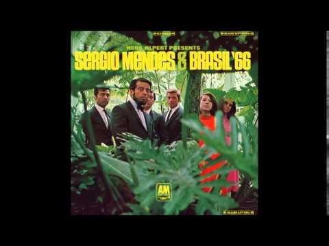 Sergio Mendes & Brasil '66 - Agua De Beber- Stereo LP