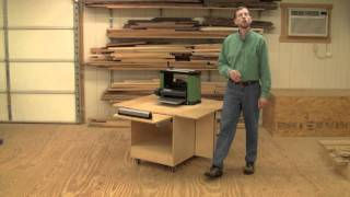 Woodworker's Journal October 2011 Issue Preview