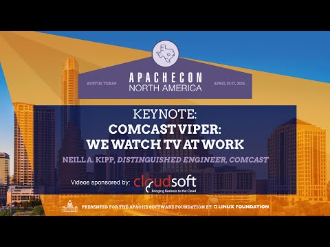 Comcast VIPER: We Watch TV at Work