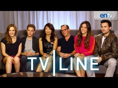 Marvel's Agents of SHIELD Season 1 Preview - Comic Con 2013