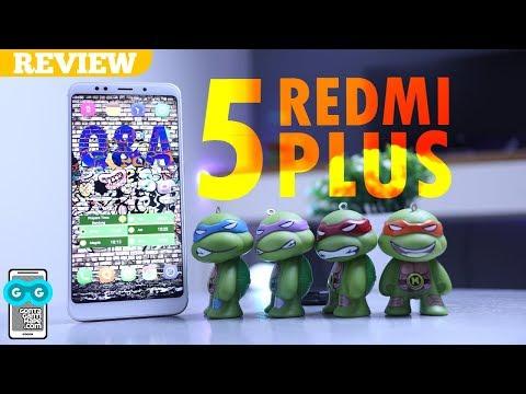 Review Xiaomi Redmi 5 Plus Indonesia, dalam Format Tanya Jawab (Q&A)