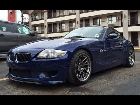 Bmw Z4m Coupe One Take Youtube
