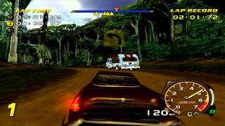 Speed devils-  Dreamcast-  HD- VGA Capture