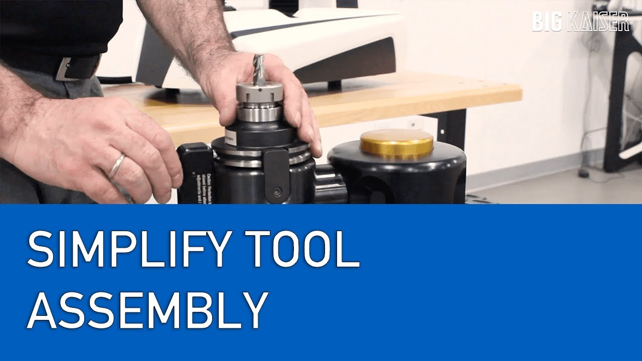 Tool Pro Assembly Device | BIG KAISER