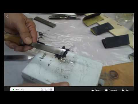 Advanced Sharpening and Tool Care